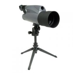 Yukon 6-100X100 Angled Spotting Scope with Tripod