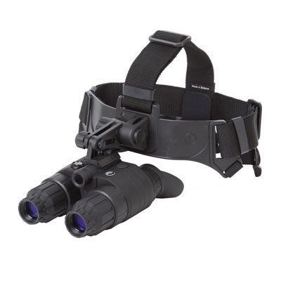 Pulsar Edge GS 1X20 Night Vision Goggles with Head Mount