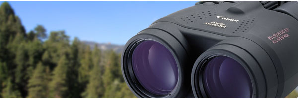 Canon IS Binoculars