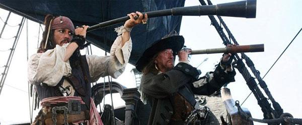 Pirate Monoculars